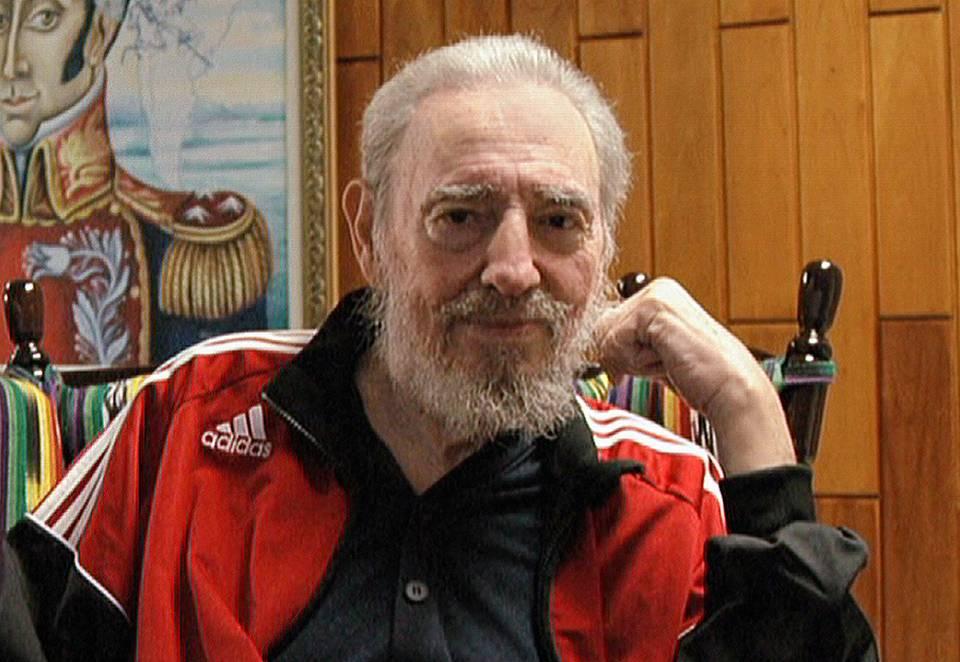 Amazonas ahorrar otra oportunidad Ya sabemos por qué Fidel Castro siempre usa Adidas